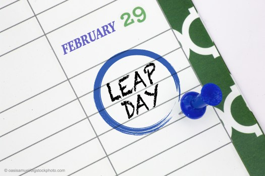 Leap Day Arrives!