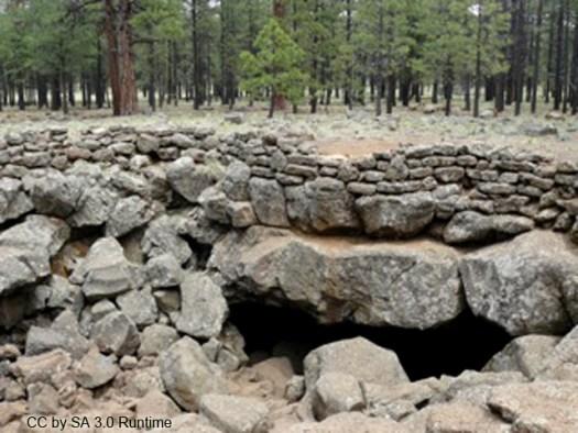 Lava River Cave, Arizona