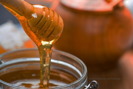 Benefits of Honey and the Bible
