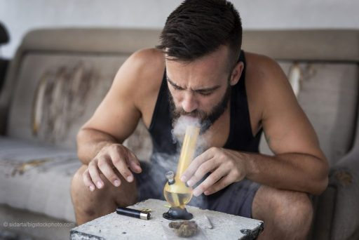 Vaping Weed is at least as bad as Smoking Cigarettes