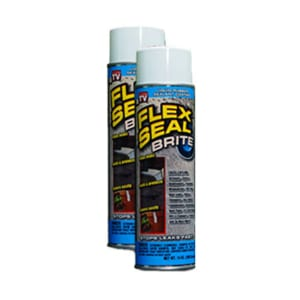 Is Flex Seal Brite As Good As The Original Just In White