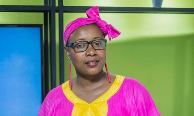 A la rencontre des femmes journalistes : Lovelie Stanley Numa