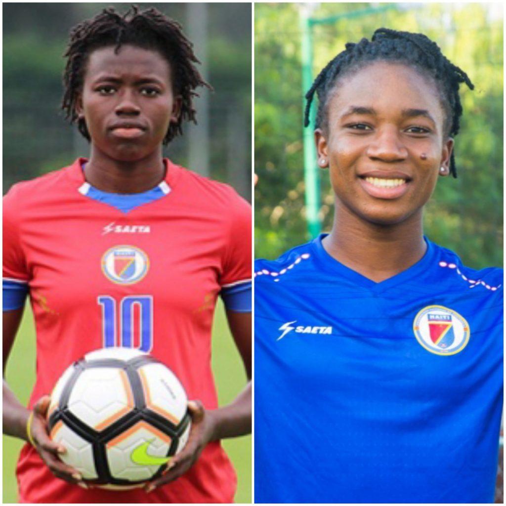 Deux joueuses haïtiennes font parties des meilleures joueuses de tous les temps du Championnat féminin Concacaf U20