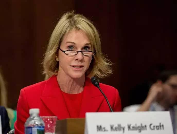 Diplomatie : L'Ambassadrice américaine Kelly Craft se prononce sur Haïti