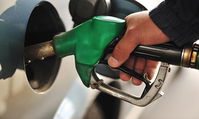 Les produits pétroliers en réduction de prix