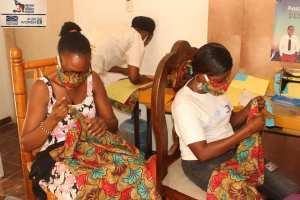 Lutte contre la covid-19 : Refuge des femmes apporte son soutien à des femmes vulnérables