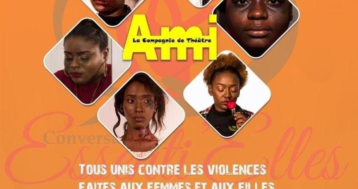Une journée tout en arts pour dénoncer les violences faites aux femmes et aux filles