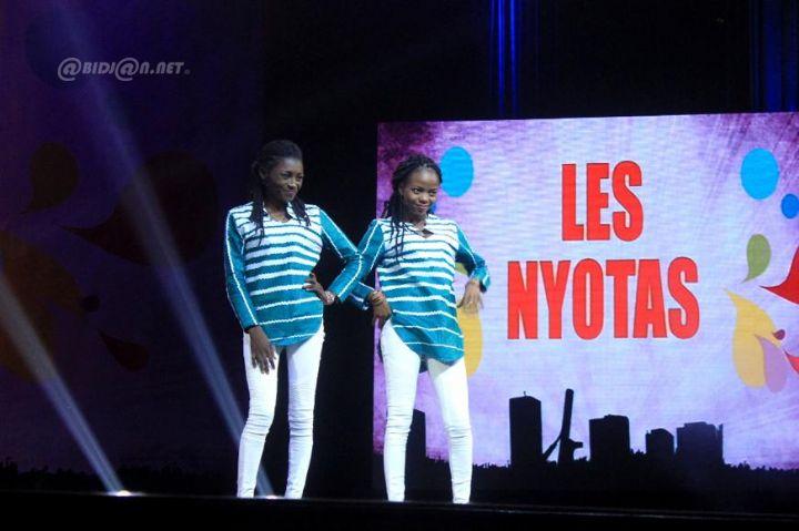 Deux congolaises remportent le prix RFI Talents du rire 2020