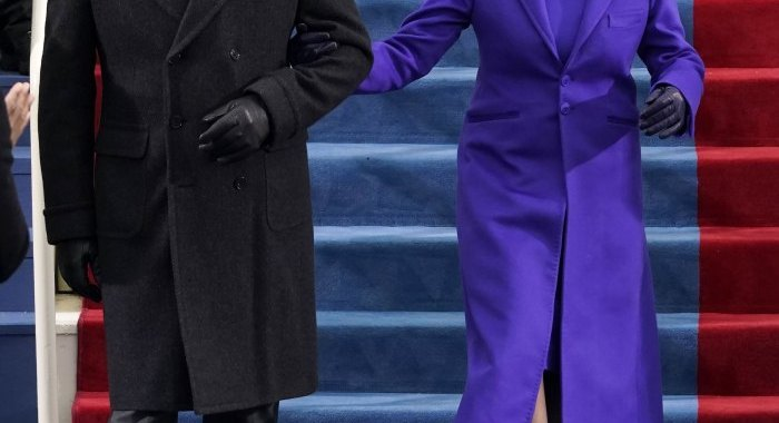 Kamala Harris : Un look symbolique pour une ascension symbolique