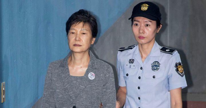 La condamnation de l'ancienne-presidente sud-coréenne est confirmée