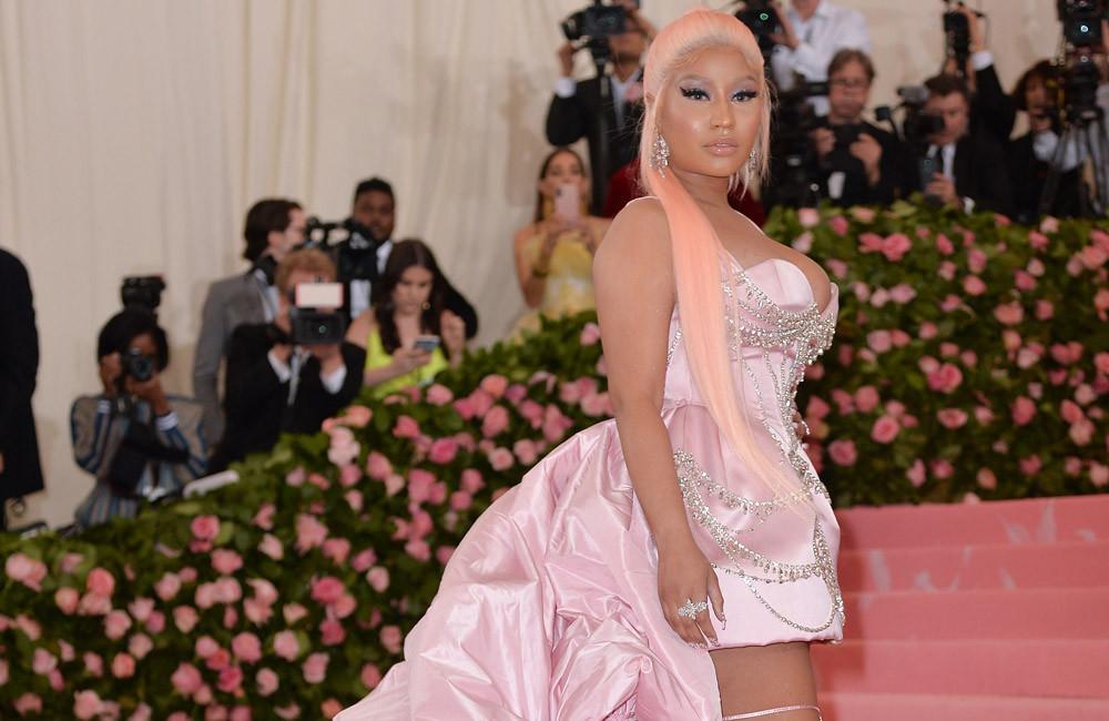 Accusée de plagiat, Nicki Minaj écope d'une amende de 450.000 dollars