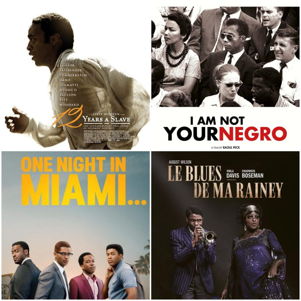 Dix (10) films à regarder durant le mois de l'histoire des Noirs