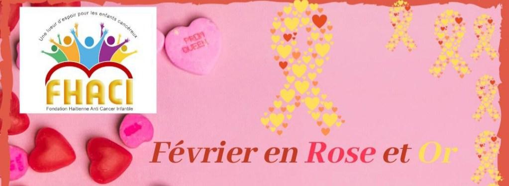 Campagne Rose et Or, la FHACI renouvelle son soutien aux enfants atteints de cancer