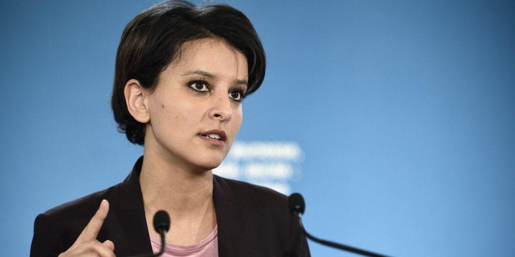 L'ancienne ministre de l'Éducation nationale française est testée positive au coronavirus