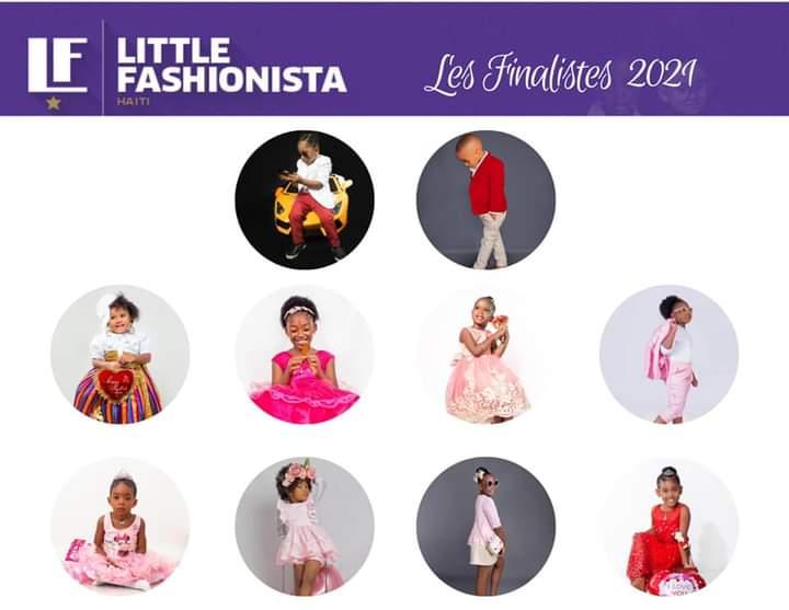 Un 3e épisode pour Little Fashionista Haïti, un concours pour les enfants