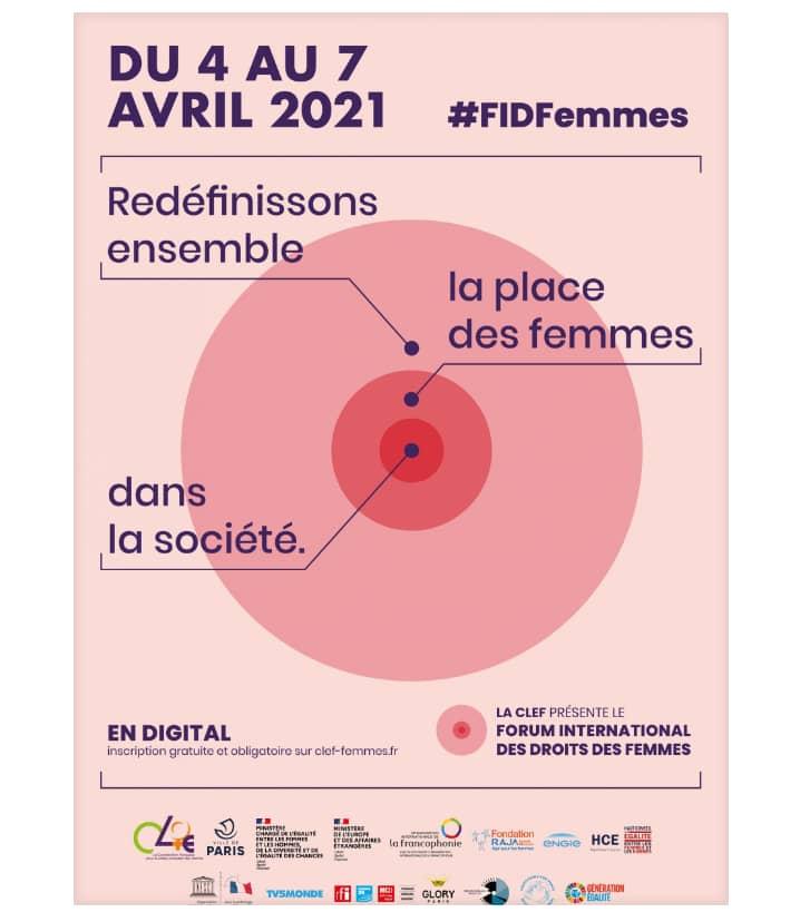 Et s'en vient le premier Forum International des Droits des Femmes