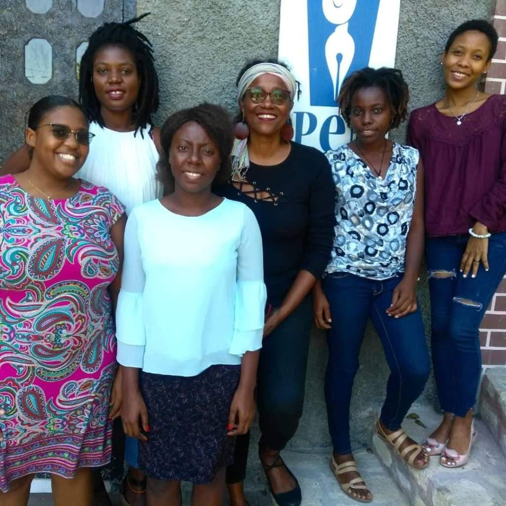 Création du COMITÉ DES FEMMES ÉCRIVAINS du Centre PEN Haïti
