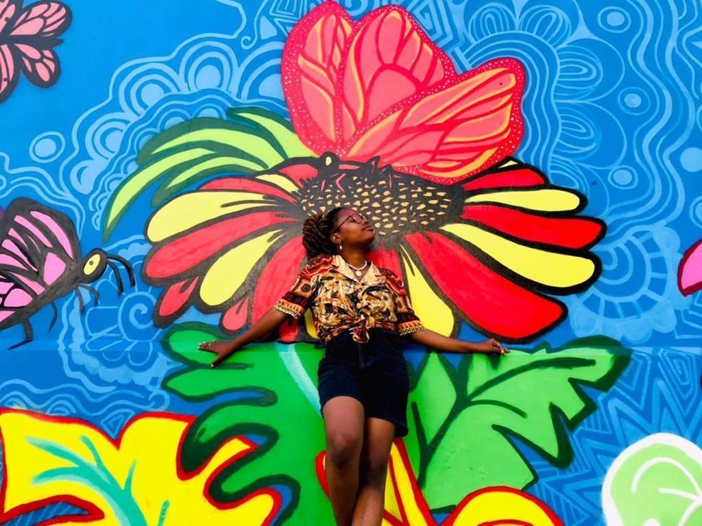 V!CKY O., la graffeuse qui respire que pour l'art !
