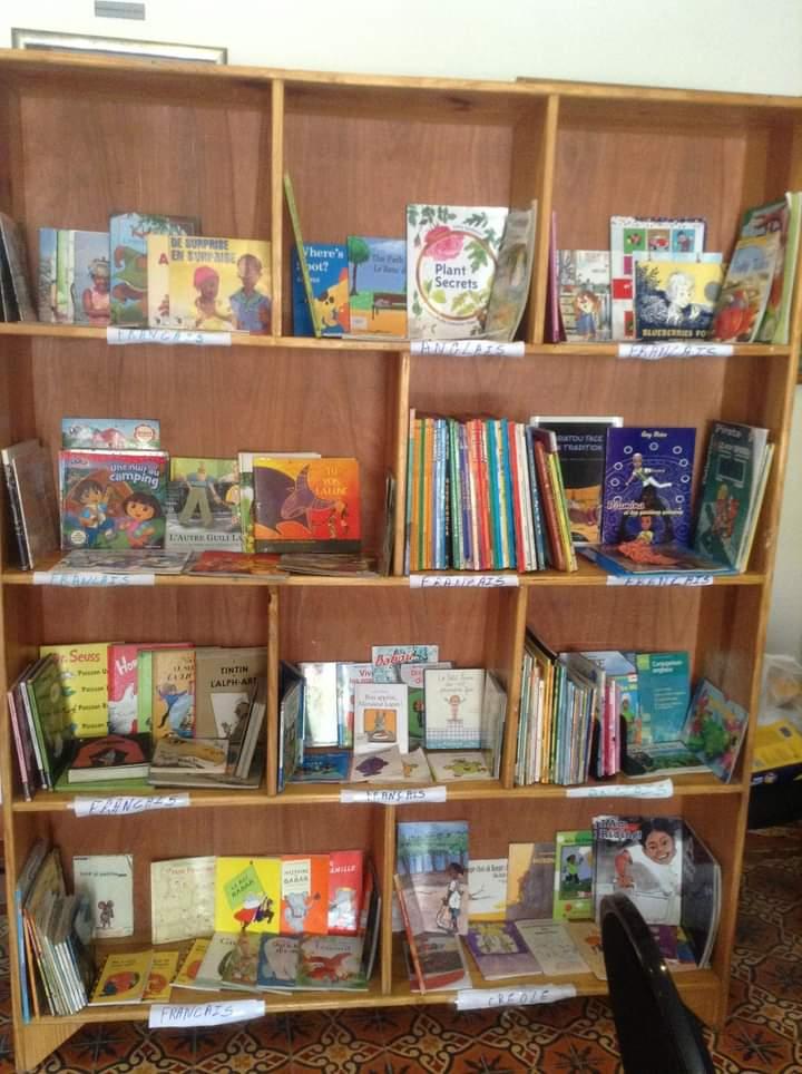 La Bibliothèque Jeunesse TOYA a célébré ses huit ans