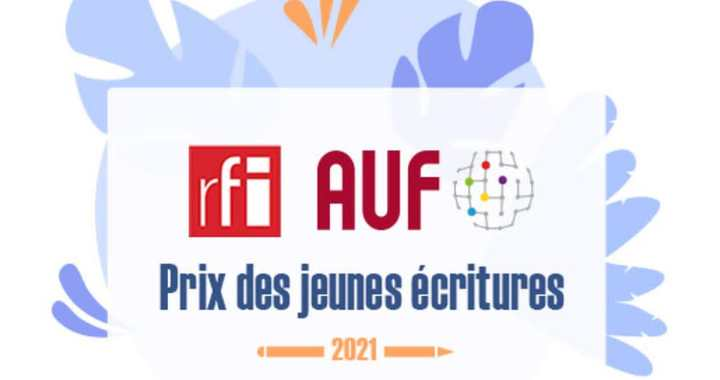 « Prix des Jeunes Écritures RFI-AUF 2021 », une occasion offerte aux passionnés de la littérature de faire leur preuve