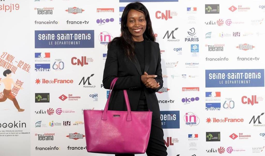 L'haïtienne Anne-Louise Mésadieu décorée en France de « L'Ordre des arts et des lettres »