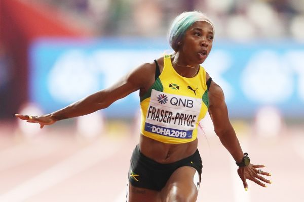 Qui est Shelly-Ann Fraser-Pryce, la 2e femme la plus rapide de tous les temps