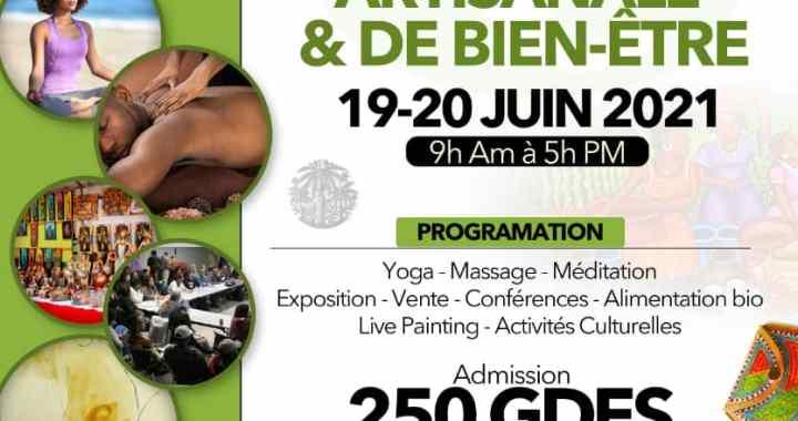 Journée mondiale du Yoga: Renaissance universelle nous invite à une foire artisanale et de bien-être