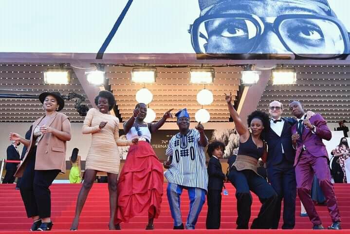 Le film Freda ovationné à Cannes