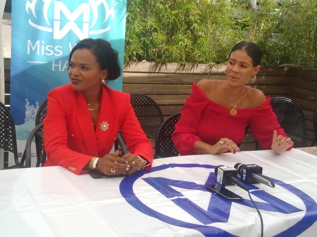 Et c'est parti pour Miss World Haïti 2021