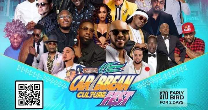 Caribbean Culture Festival : Faible présence des artistes féminines