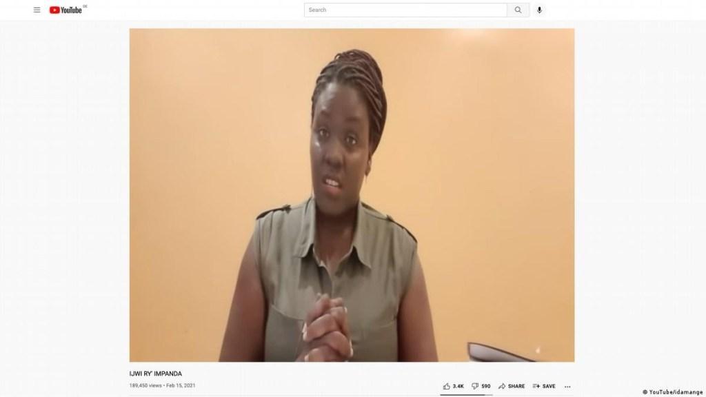 Une femme de 42 ans condamnée à 15 ans de prison pour ses reproches à l'endroit de Paul Kagamé