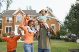DOFHHappy Afrcan American Family Pic png
