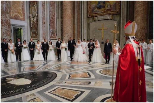 2015THE YEAROF MARRIAGE Declares U.S. Archbishop