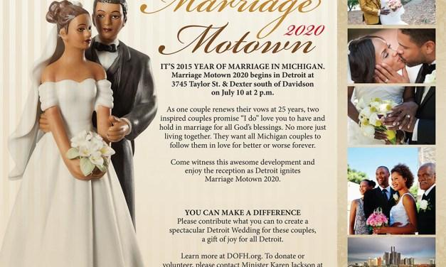 Marriage Motown 2020