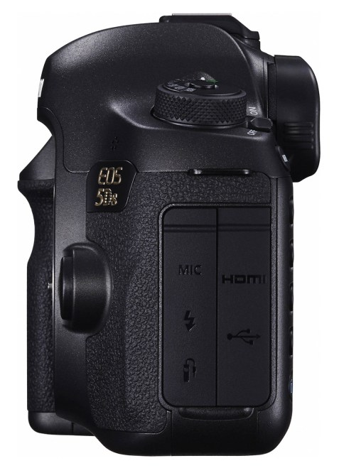 EOS 5DS BODY Right