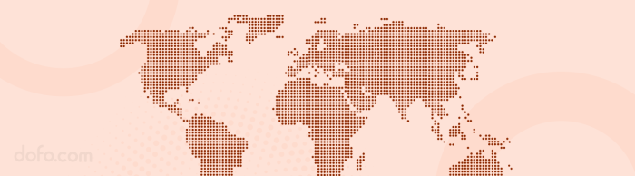 Domain Industry Report - Top Countries
