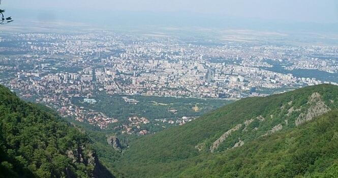 Vitosha Dağı
