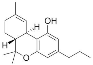 Kannabinoidler sınıfından - Tetrahidrokannabivarin _THCV