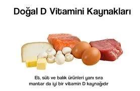 Doğal D Vitamini