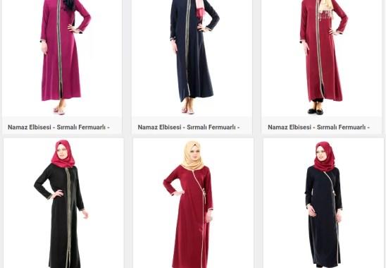 Namaz Elbisesi ile Daha Rahat Namaz Kılın
