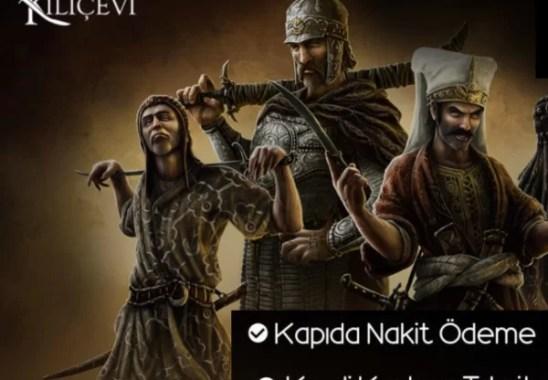 Kılıç Son Dönemde En Popüler Hediye Seçeneği Ve Müthiş Bir Koleksiyon Parçası
