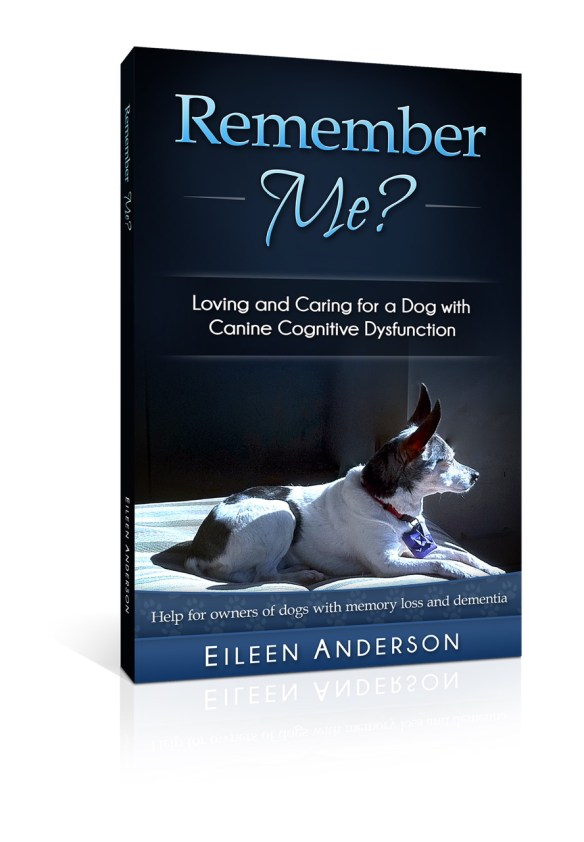 Book on dog dementia