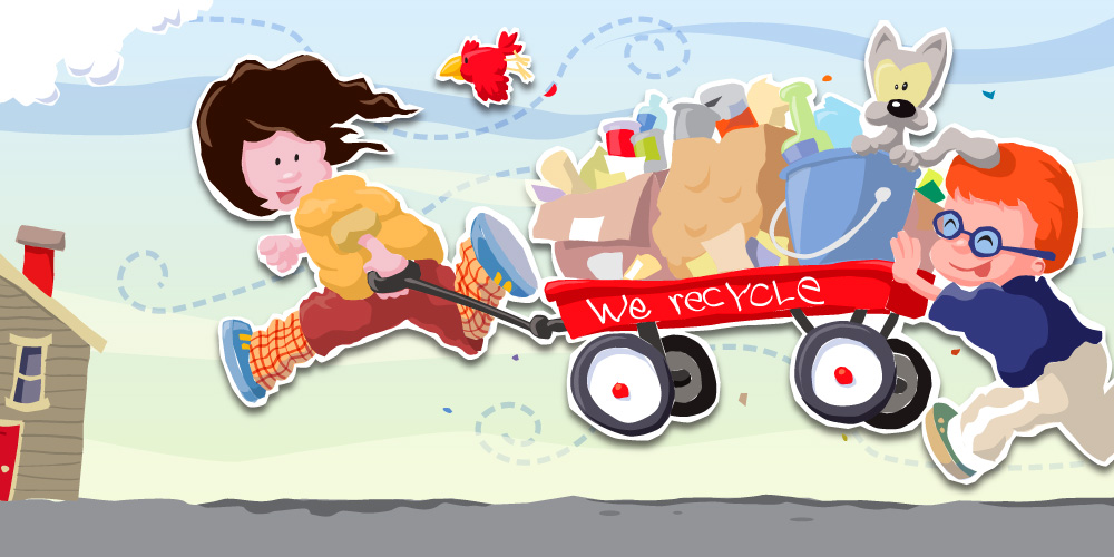 Reduce, Recycle, Reuse | Dogfoose.com (Michael Kline)