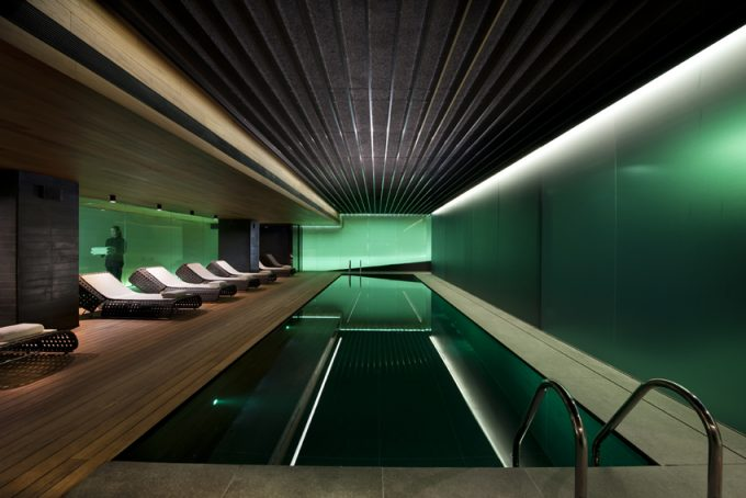 Mandarin Oriental, Barcelona - Spa Pool