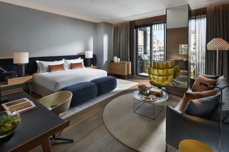 Suite, Mandarin Oriental (Barcelona).