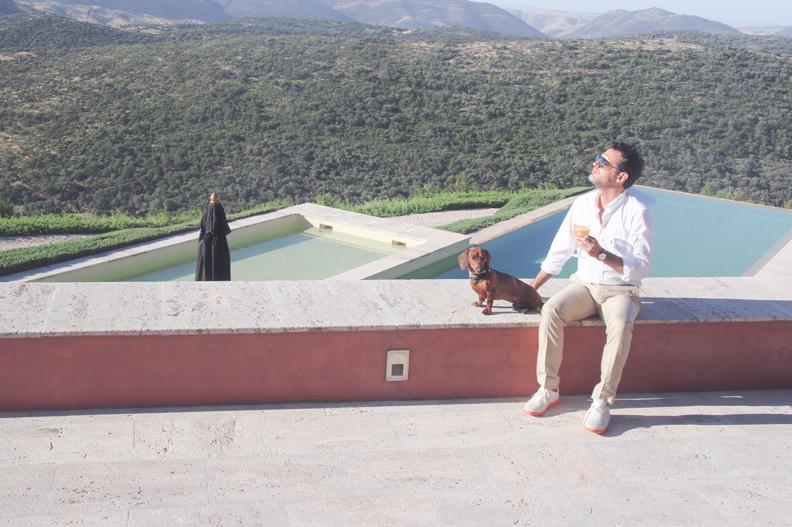 Desayunando con Eros en las Tierras del Quijote.
