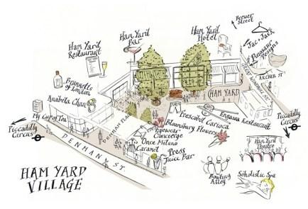 El village más trendy de Londres.