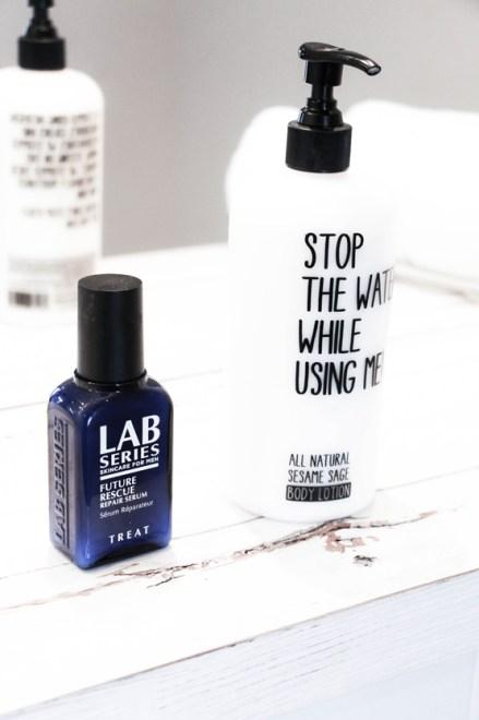 LAB SERIES protege y repara mi piel con el nuevo FUTURE RESCUE Repair Serum: ¡es fantástico!