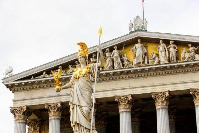 Parlamento Austriaco.