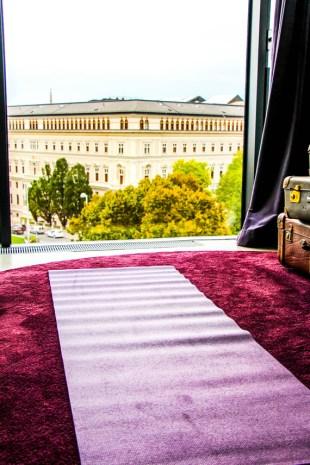 25 hour hotel Viena